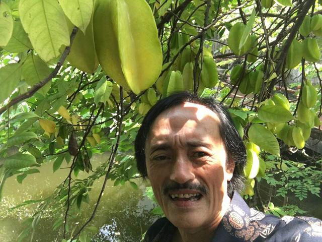 Nhà vườn 10.000m2 của nghệ sĩ Giang còi ngập hoa và trái cây - Ảnh 31.