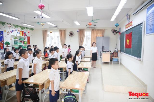 Học sinh có thể vào học trước tuổi hoặc học vượt lớp trong phạm vi cấp học - Ảnh 1.