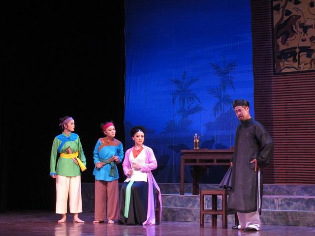 Các Nhà hát bàn cách hút khán giả trở lại sau mùa dịch - Ảnh 2.