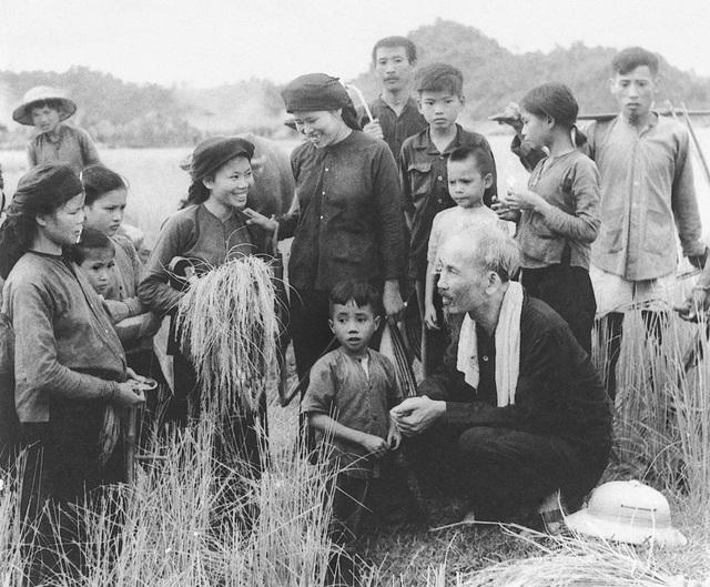 Chăm lo đời sống nhân dân theo tư tưởng Hồ Chí Minh trong giai đoạn hiện nay - Ảnh 1.