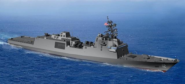 Đối trọng hải quân Nga, Trung, Mỹ phải nghĩ tới sức mạnh tầm thấp - Ảnh 1.