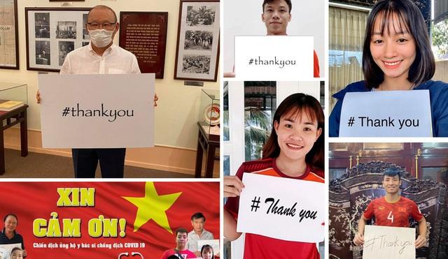 Chủ tịch FIFA gửi thư cảm ơn Bóng đá Việt Nam đã chung tay chống lại đại dịch Covid-19 - Ảnh 1.