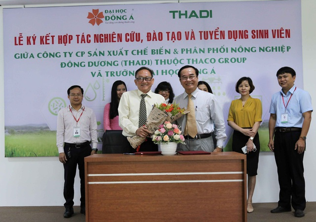 Hợp tác nghiên cứu, đào tạo và cung ứng nhân lực cho thị trường Đông Dương  - Ảnh 1.