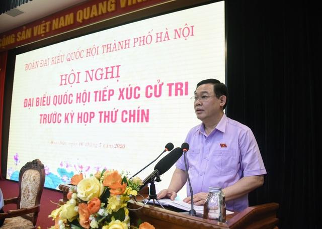 Bí thư Thành ủy Hà Nội: Không hy sinh lợi ích lâu dài vì mục tiêu kinh tế trước mắt - Ảnh 2.