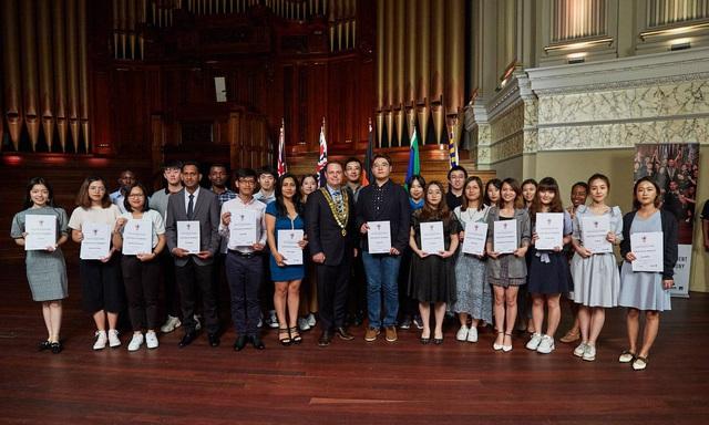 Đại sứ sinh viên Việt tại Brisbane, Australia mong muốn làm cầu nối giữa thành phố với quê hương - Ảnh 2.