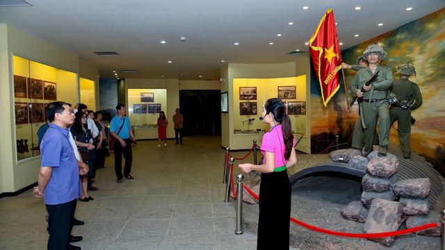 Đến năm 2025, xây dựng và phát triển thương hiệu du lịch tỉnh Điện Biên trở thành thương hiệu mạnh trong khu vực Tây Bắc  - Ảnh 1.