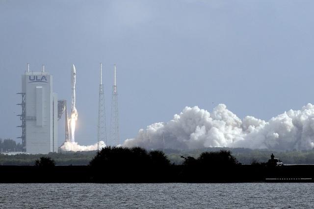 Mỹ phóng thành công tàu vũ trụ bí mật trong thí nghiệm không gian - Ảnh 1.
