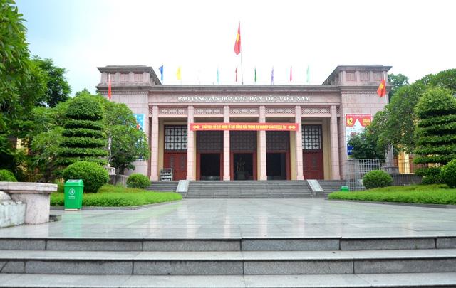 Bảo tàng Văn hóa các Dân tộc Việt Nam chào mừng ngày Quốc tế Bảo tàng 18/5 - Ảnh 2.