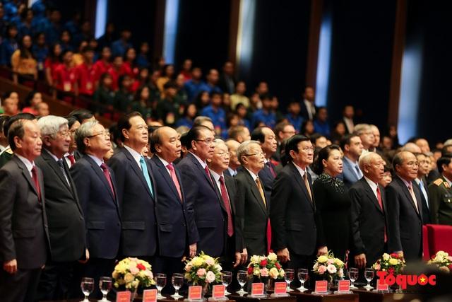 Trang trọng Lễ kỷ niệm 130 năm Ngày sinh Chủ tịch Hồ Chí Minh - Ảnh 4.