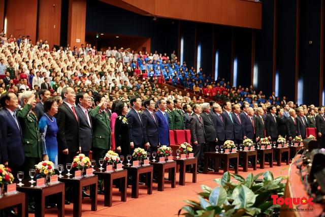 Trang trọng Lễ kỷ niệm 130 năm Ngày sinh Chủ tịch Hồ Chí Minh - Ảnh 3.