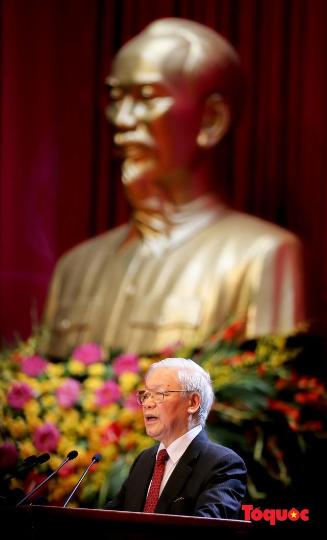 Trang trọng Lễ kỷ niệm 130 năm Ngày sinh Chủ tịch Hồ Chí Minh - Ảnh 8.