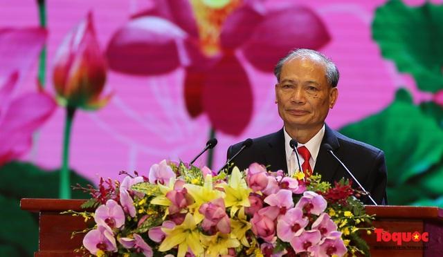 Trang trọng Lễ kỷ niệm 130 năm Ngày sinh Chủ tịch Hồ Chí Minh - Ảnh 10.