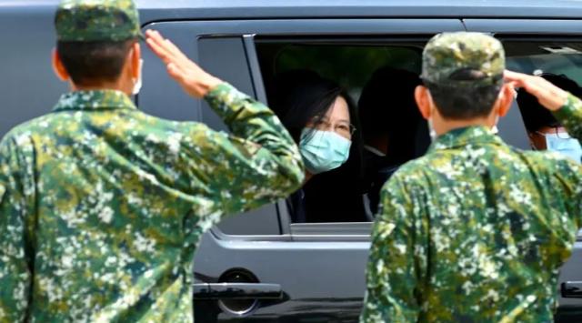 """Đài Loan lo ngại loạt tín hiệu Trung Quốc tăng áp lực, quyết """"rắn"""" về quân sự - Ảnh 1."""