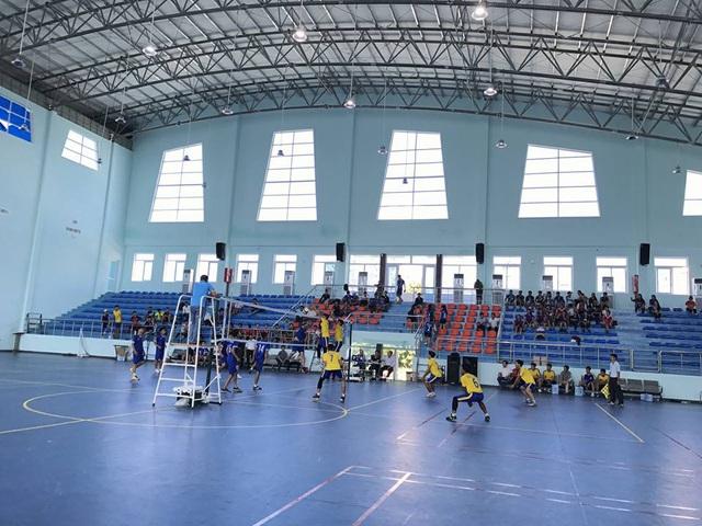 Thành lập Trung tâm Huấn luyện và Thi đấu thể thao Quảng Ngãi - Ảnh 1.