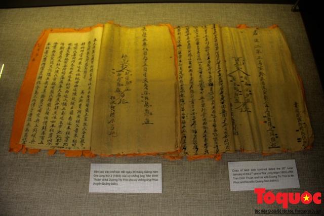 Chiêm ngưỡng những kỷ vật từng gắn bó với hoàng đế Gia Long - Ảnh 16.