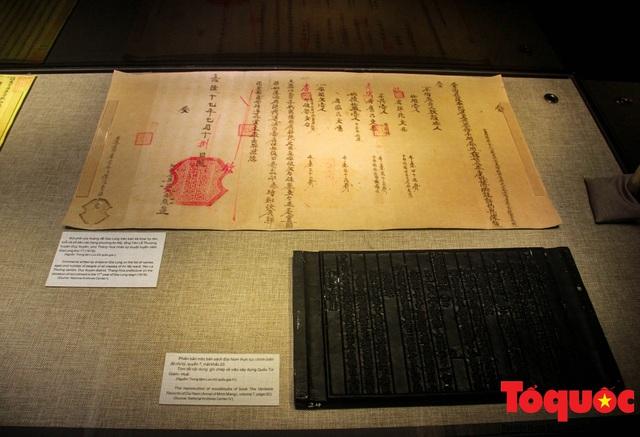 Chiêm ngưỡng những kỷ vật từng gắn bó với hoàng đế Gia Long - Ảnh 17.