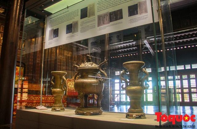 Chiêm ngưỡng những kỷ vật từng gắn bó với hoàng đế Gia Long - Ảnh 11.