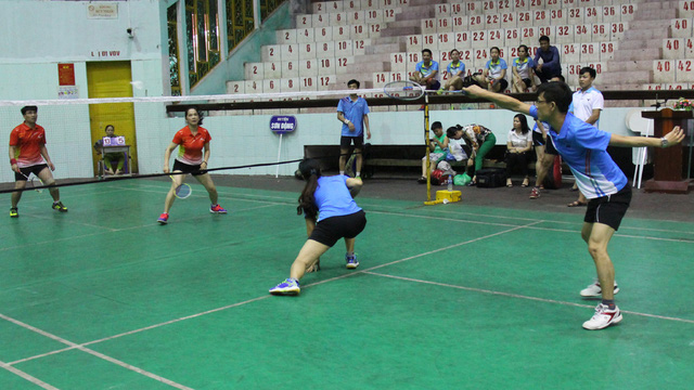 Tổ chức Giải Cầu lông Gia đình tỉnh Bắc Giang lần thứ XXVII năm 2020 - Ảnh 1.