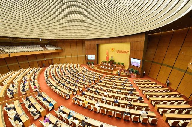 """Ông Vũ Tiến Lộc: Để doanh nghiệp, nền kinh tế lên được """"cao tốc"""" thì phải thiết kế """"đường gom, lối mở""""  - Ảnh 4."""