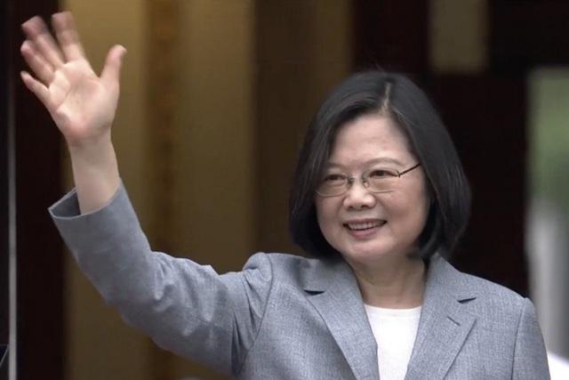Đồng minh Mỹ - Đài khắng khít nhân lễ nhậm chức của bà Thái Anh Văn: Thông điệp vững chắc tới Trung Quốc? - Ảnh 1.