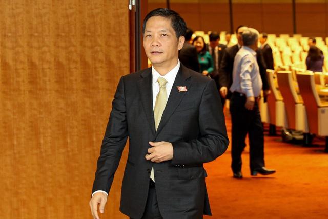 Hình ảnh bên lề sau phiên khai mạckỳ họp thứ 9 Quốc hội khóa XIV - Ảnh 5.