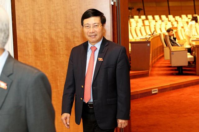 Hình ảnh bên lề phiên khai mạc Kỳ họp thứ 9 Quốc hội khóa XIV - Ảnh 5.