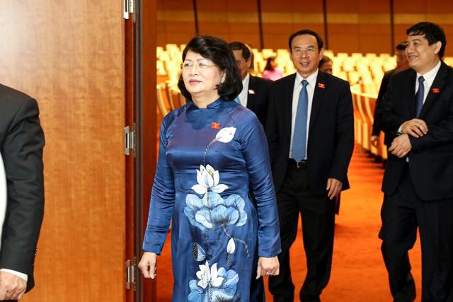 Hình ảnh bên lề phiên khai mạc Kỳ họp thứ 9 Quốc hội khóa XIV - Ảnh 7.