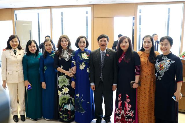 Hình ảnh bên lề phiên khai mạc Kỳ họp thứ 9 Quốc hội khóa XIV - Ảnh 12.