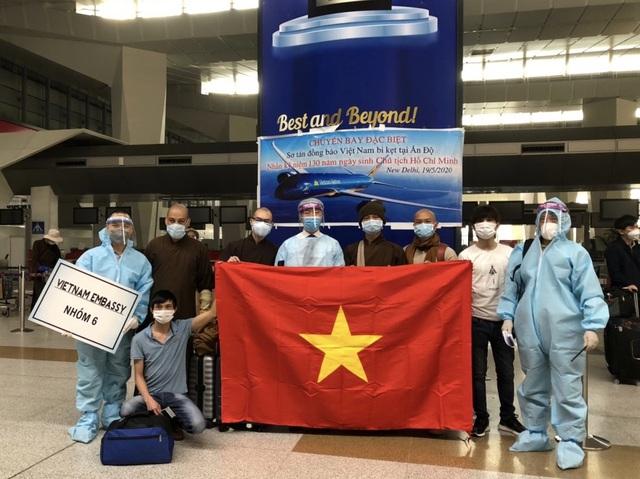 Gần 340 công dân Việt từ Ấn Độ đã về nước an toàn - Ảnh 3.