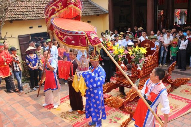 Vĩnh Phúc: Tăng cường sự lãnh đạo của Đảng đối với công tác quản lý và tổ chức lễ hội - Ảnh 2.