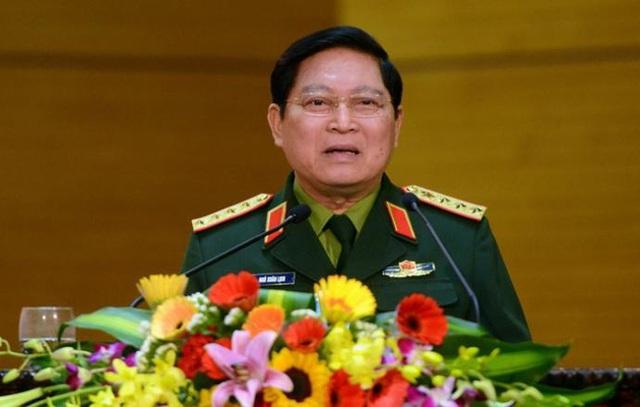"""Bộ trưởng Quốc phòng Ngô Xuân Lịch: """"Biên giới quốc gia là thiêng liêng, bất khả xâm phạm"""" - Ảnh 1."""
