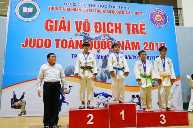 Đồng Nai đăng cai tổ chức  Giải vô địch trẻ Judo toàn quốc năm 2020 - Ảnh 1.