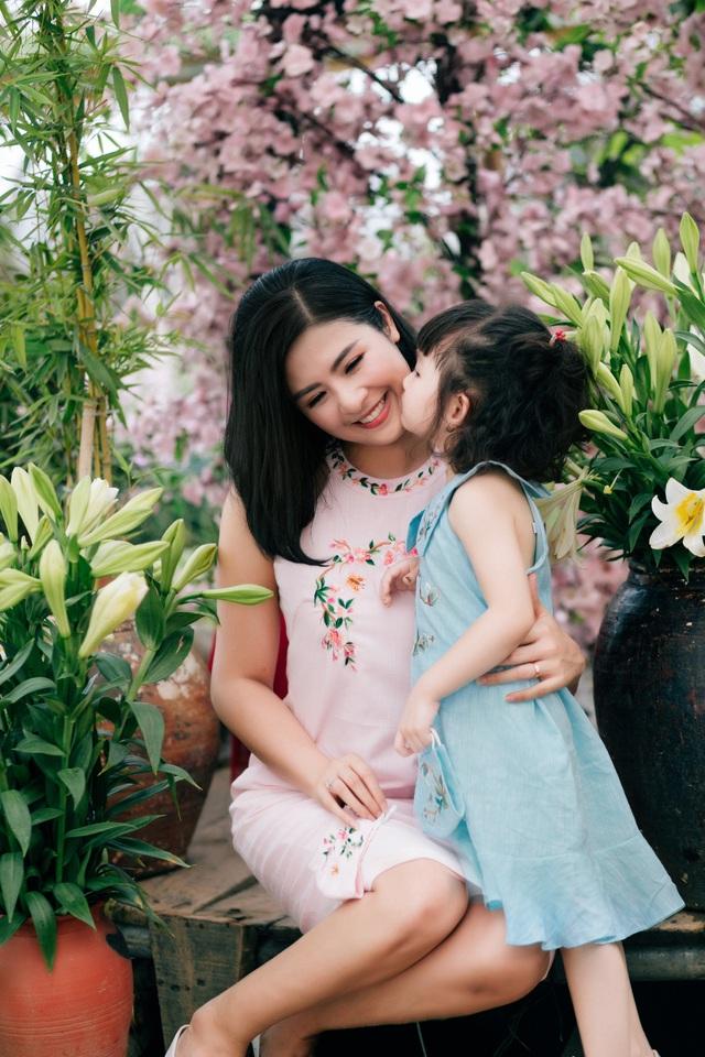 Hoa hậu Ngọc Hân bày tỏ mong muốn sinh con gái - Ảnh 2.