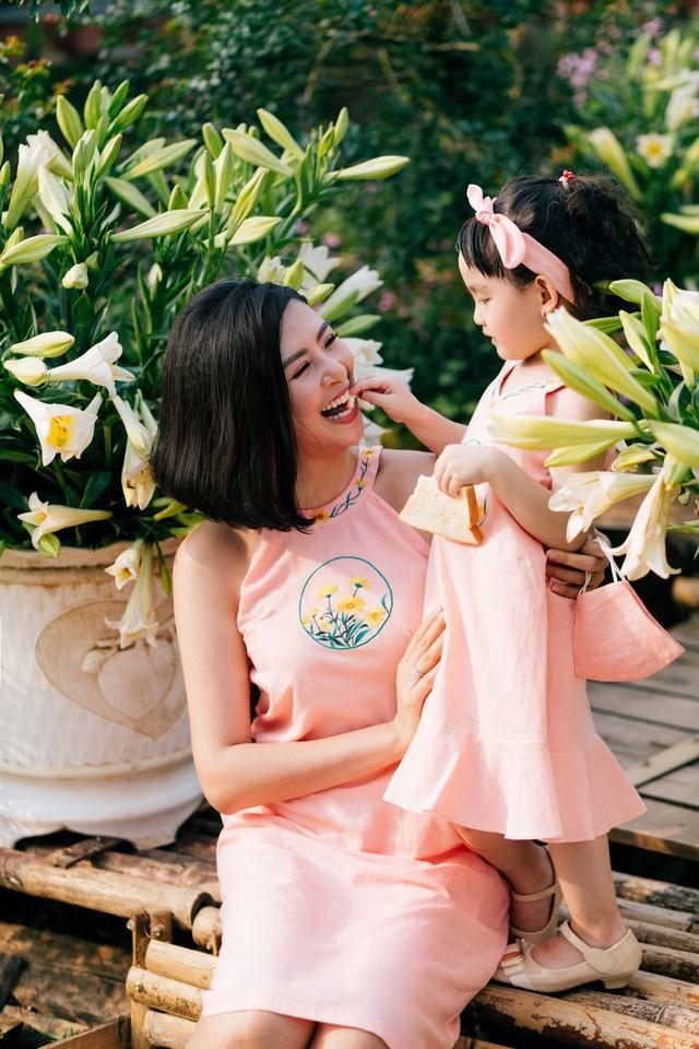 Hoa hậu Ngọc Hân bày tỏ mong muốn sinh con gái - Ảnh 3.