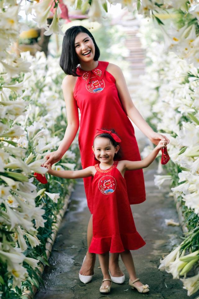 Hoa hậu Ngọc Hân bày tỏ mong muốn sinh con gái - Ảnh 4.