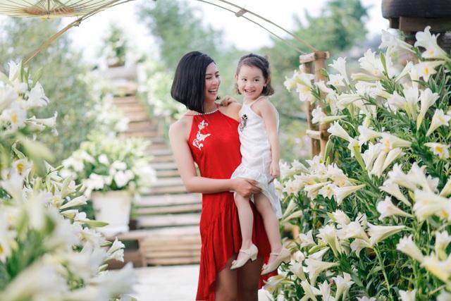 Hoa hậu Ngọc Hân bày tỏ mong muốn sinh con gái - Ảnh 5.