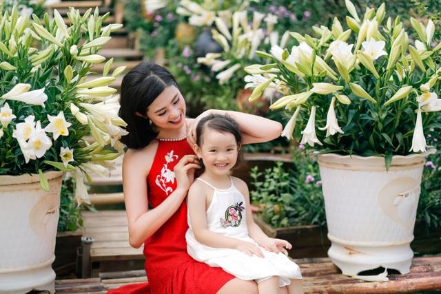 Hoa hậu Ngọc Hân bày tỏ mong muốn sinh con gái - Ảnh 6.