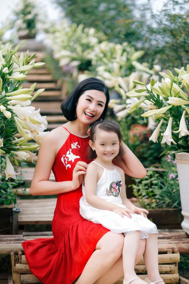 Hoa hậu Ngọc Hân bày tỏ mong muốn sinh con gái - Ảnh 7.