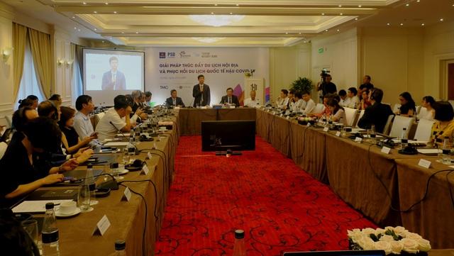 Việt Nam là điểm đến an toàn: Chìa khóa để thúc đẩy, phục hồi du lịch trong và ngoài nước - Ảnh 2.