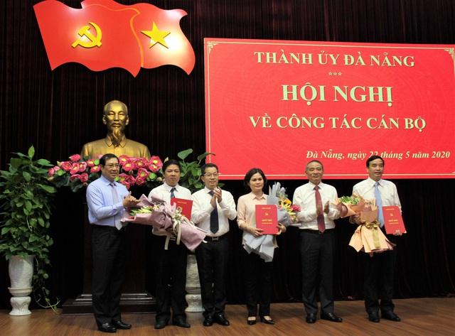 Ban Bí thư chuẩn y nhân sự TP Đà Nẵng - Ảnh 1.
