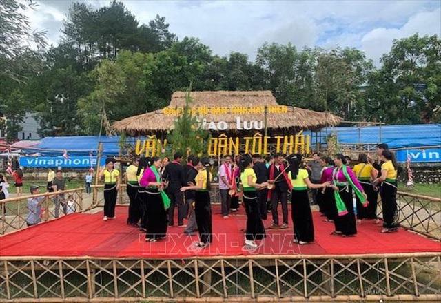 """Lai Châu: Chất lượng phong trào """"Toàn dân đoàn kết xây dựng đời sống văn hóa"""" không ngừng được nâng lên - Ảnh 1."""