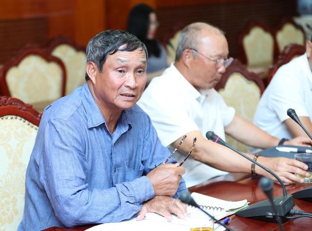 """Bộ trưởng Nguyễn Ngọc Thiện: """"VFF cần hỗ trợ HLV Park Hang-seo tìm nhân tố mới"""" - Ảnh 3."""