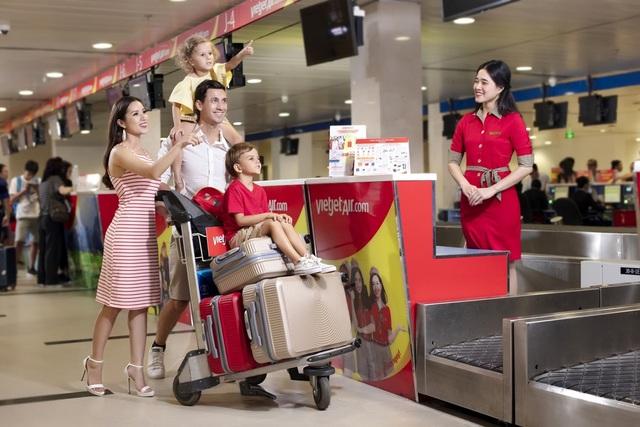 Bay cùng Bé yêu khắp Việt Nam với giá vé chỉ từ 1.600 đồng - Ảnh 1.