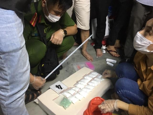 Huế: Phá chuyên án 420B, bắt giữ Đạt