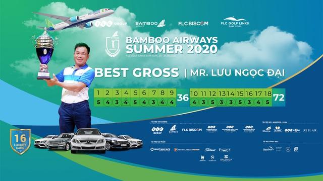 Vinh danh Nhà vô địch giải Bamboo Airways Summer 2020 - Ảnh 1.
