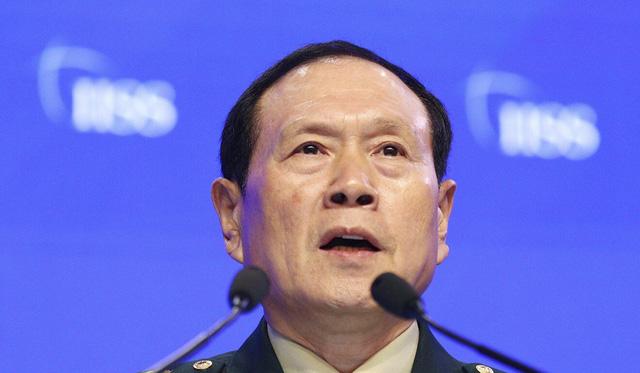 """Giới chức quân đội Trung Quốc tỏ thái độ """"rắn"""" với động thái chỉ mặt, nêu tên hiếm hoi - Ảnh 1."""
