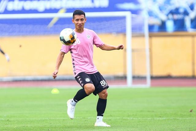 Quả bóng Vàng Đỗ Hùng Dũng muốn cùng CLB Hà Nội lập nên kì tích lịch sử tại đấu trường V-League - Ảnh 1.