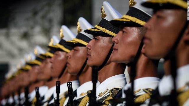 Đặt ưu tiên chi tiêu quốc phòng: Bước ngoặt Trung Quốc đọ sức mạnh quân sự với Mỹ - Ảnh 1.