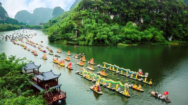 Tuần lễ Du lịch Ninh Bình 2020 đón gần 20 nghìn lượt khách - Ảnh 1.