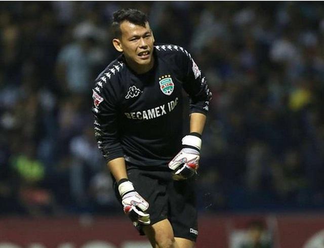 CLB Hà Nội FC đang thương thảo với thủ môn Tấn Trường - Ảnh 1.